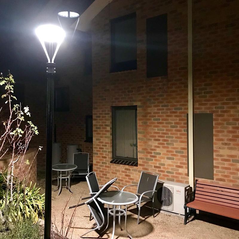 Exterior Post Lights