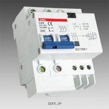 Residual Current Circuit Breaker with Overload Protection
