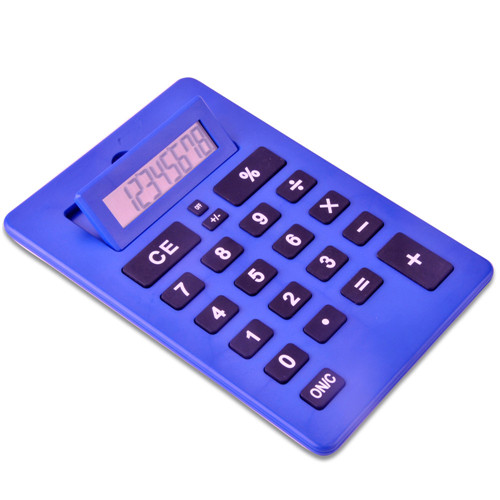 8 digits jumbo calculator