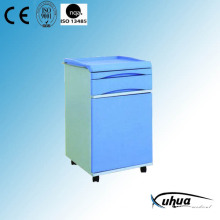 Hospital Medical ABS Bedstand with Casters (K-5)