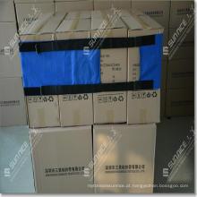 Capas para isolamento de paletes por atacado Cobertura para paletes descartáveis por alternativa