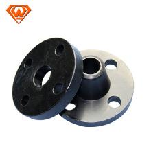 parafuso de flange hexagonal de aço inoxidável a2 a4