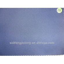 T/R gabardine dyed garment fabric