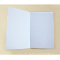 Glued binding 2018 new design custom printed student notebook school
