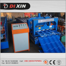 Dx 828 Tile Roll Forming Machine for Sale