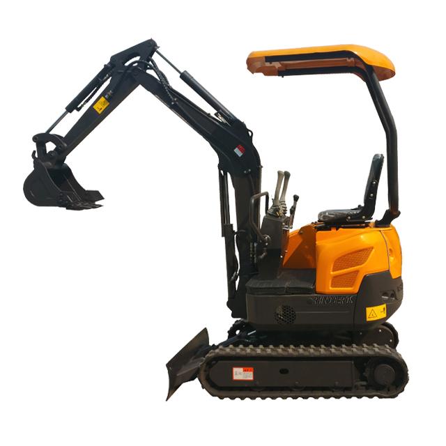 Xn16 Mini Excavator