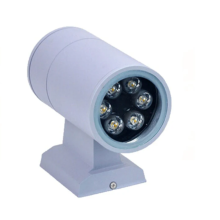 Cylinder Up or Down Waterproof Super Bright Downlight