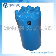 Broca de botón de taladro cónico para perforación de orificios pequeños en cantera