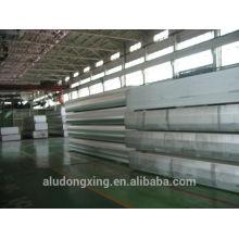 5083 H111 Folha de alumínio para construção de navios