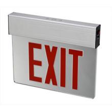 Signe de sortie UL LED, signe de sortie d'urgence, signe de sortie, signe de sortie de secours