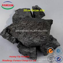 Precio favorable de inóculo de silicio Barium / Si Ba fábrica de China