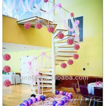 Neueste künstliche Blume Ball Wanddekor