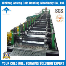 Machine de formation de rouleau de plateau de câble