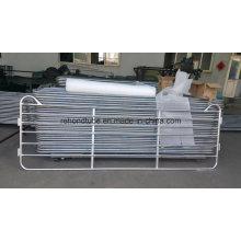 Panneau de clôture galvanisé de moutons 2900X1000mm