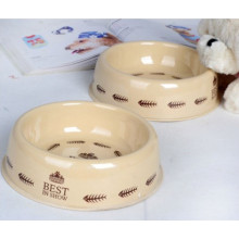 Pet Bowl In Mould Label