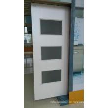 Holz-Kunststoff-Verbundtür