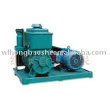 2X belt type vacuum pump 30CFM