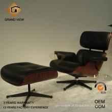 Cadeira de escritório lazer madeira rosa (GV-EA670)