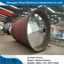 Hot Sale Waste Tire Recycling Machine