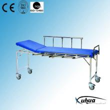 Edelstahl Krankenhaus Medical Patient Transfer Stretcher (G-5)