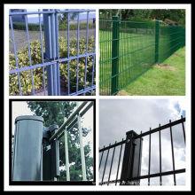 ISO9001 usine shunxing 8/6/8 clôture double fil
