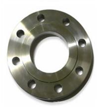 CNC-Edelstahlbearbeitungsrohrverschraubungsflansch und Rohrflansch
