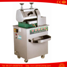 Electric Vertical 4 Rollers Sugarcane Extractor Fruit Juice Making Machine