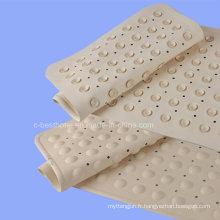 Doublure en PVC imperméable à l'eau et antidérapante