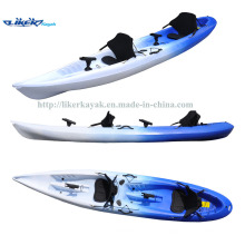 Kayak de Kayak doble de la pesca del kajak del tándem Kayak (LKG-08B)