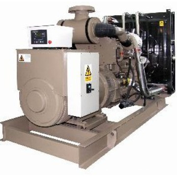 3100kw Dual-Fuel Generator Set with Yuchai Engine