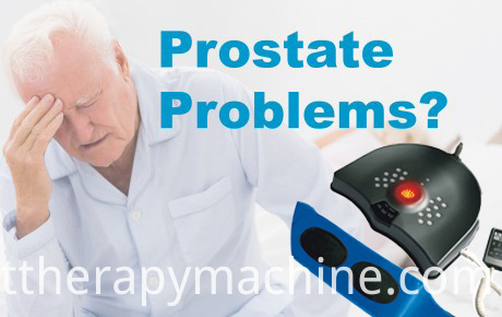 Prostate Gland Therapy Device