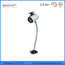 Machine Light Waterproof Gooseneck Halogen Work Lamp