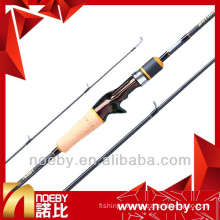 NOEBY fishing rod FUJI guides spinning rod carbon bass casting rods