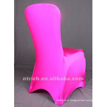 hot pink colour,lycra chair cover CTS697,fancy and fantastic,cheap price but high quality