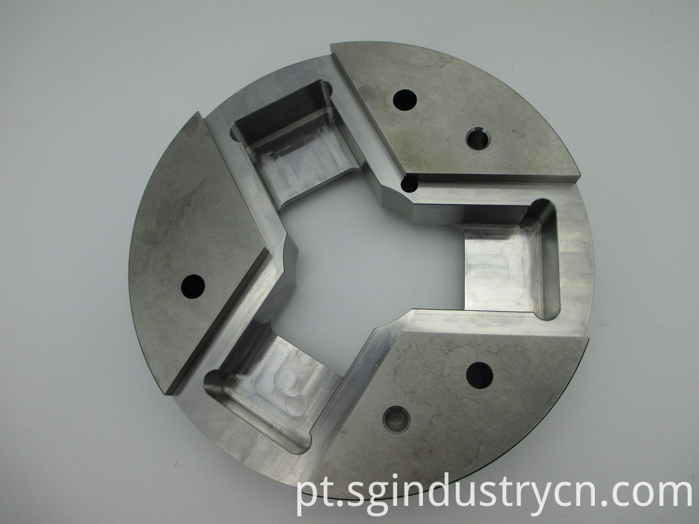 Cnc Milling Machine Tool Parts
