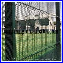 Hochsicherheitszaun 358 Drahtgitterzaun 58 Sicherheitszaun Gefängnismaschen Drahtwand Anti-Aufstieg Zaun