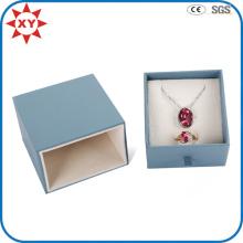 Boîte à bijoux personnalisée pour boîte-cadeau pour collier