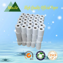 Thermisches Papier in Jumbo Rolls und Small Rolls