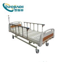 Lits d'hôpital pour patients en salle de soins infirmiers électriques à 5 fonctions