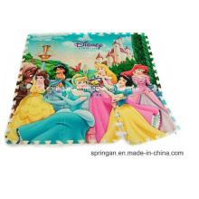 Princesa Mosaico EVA Mat 9PCS Juguetes