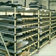 Industrial Wire Shelves/Folding Pipe Shelf/Storage Pipe Shelves