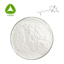 Quanao supply  D-Biotin Powder Cas 58-85-5