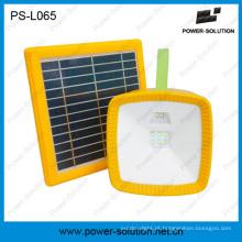 Lanterna Solar Recarregável para Iluminação de Trabalho Interna e Externa para Uganda com FM Raido