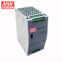 120W 48vdc volt Din Rail Power Supply with UL CUL CE CB approved DR-120-48 MEANWELL original