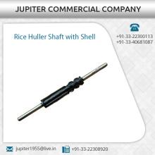 Arbol Huller eje con Shell, la mejor calidad de piezas de la máquina