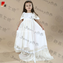 JannyBB new design white lace wedding dresses