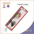 FDSF105D Combo pêche à la canne combo Kid pêche Combo avec Rod Reel Line Lure