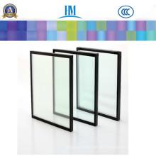 Isolierglas, doppelwandiges Glas, architektonisches Isolierglas