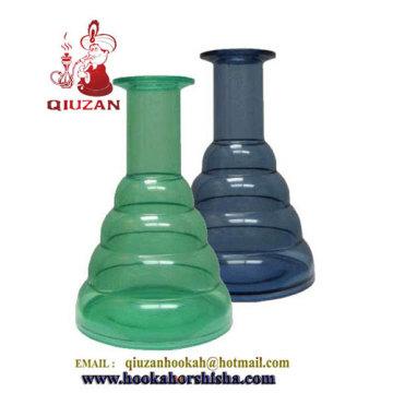 2014 nouveau narguilé beau verre Style Vase