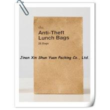 ペーパー バッグ クラフト袋、紙袋を奪う